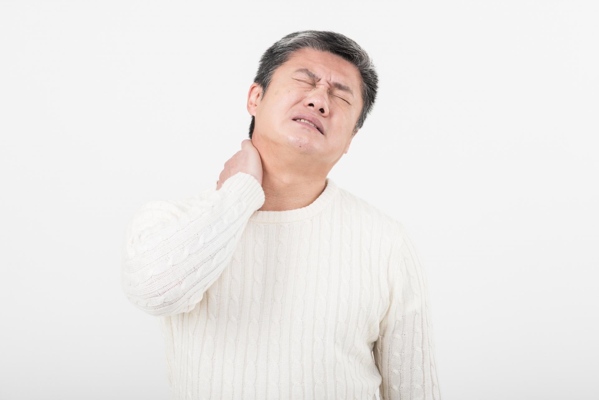 頚椎椎間板ヘルニアについて