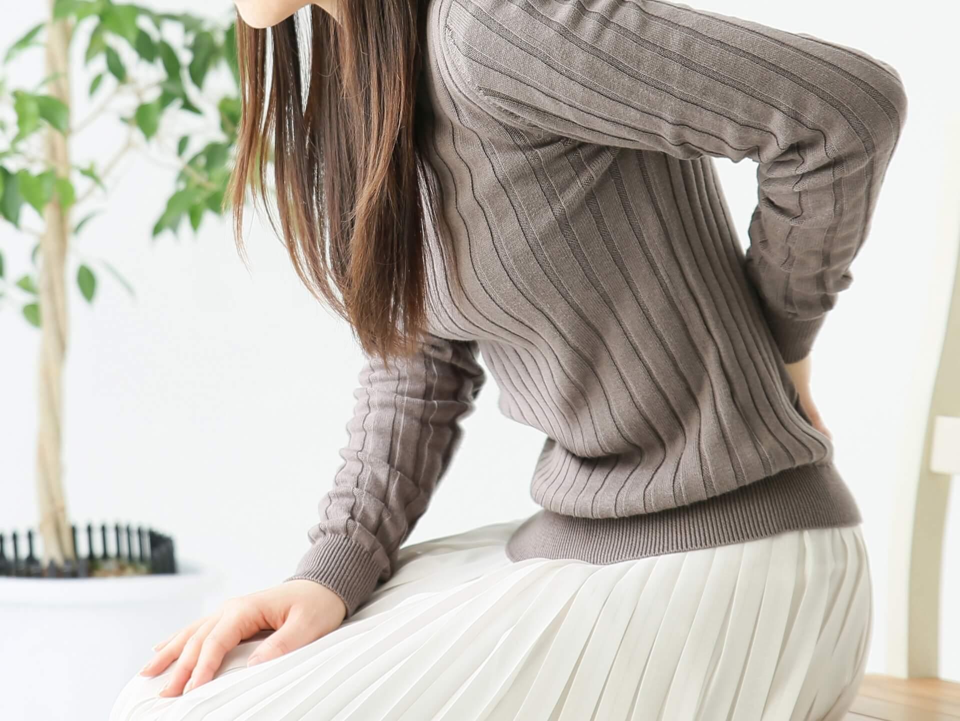 産後腰痛について