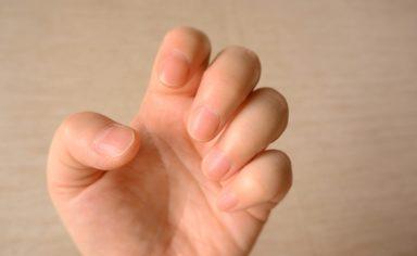 ばね指について