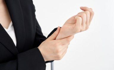 腱鞘炎について